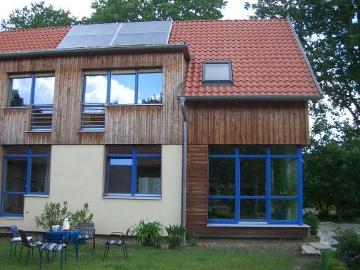 Neubau, Gäste- uind Seminarhaus